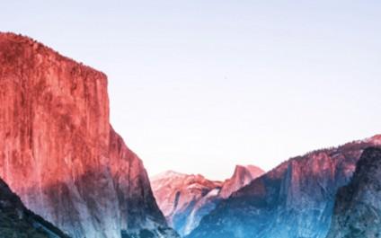 Looking at OS X Yosemite